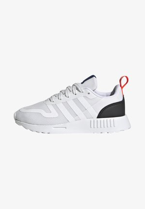 SMOOTH RUNNER SHOES - Trainers - crystal white/footwear white/core black