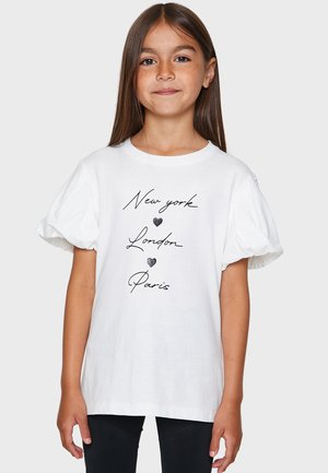 BALLOON - T-shirt print - white