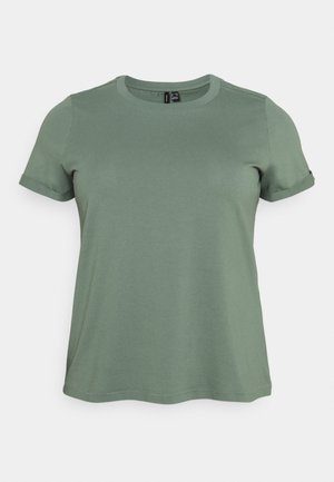 VMPAULA - Basic T-shirt - laurel wreath