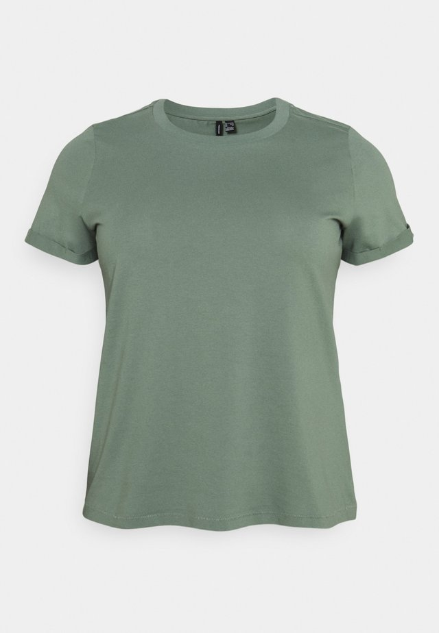 VMPAULA - T-shirt basic - laurel wreath