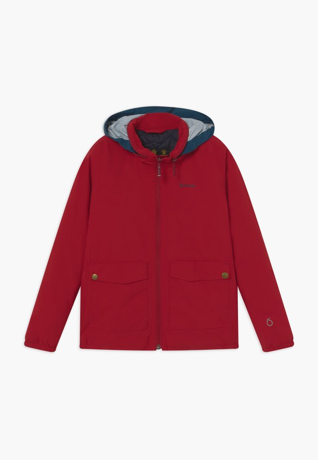 BOYS AMERSHAM - Winter jacket - chilli red