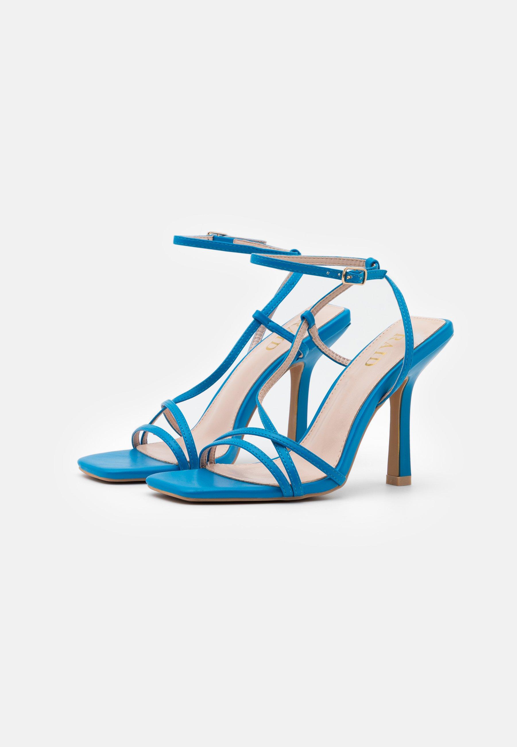 RAID - RUPA - High heeled sandals - blue