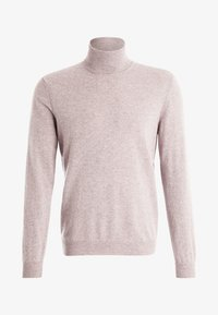 Benetton - BASIC ROLL NECK - Jumper - beige - 6