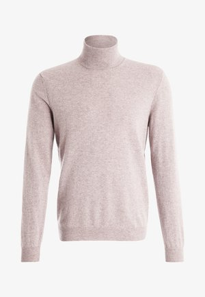 BASIC ROLL NECK - Trui - beige