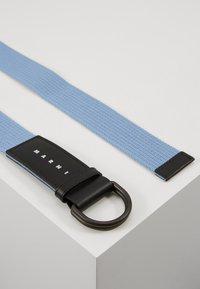 Marni - Belt - baltic black - 3
