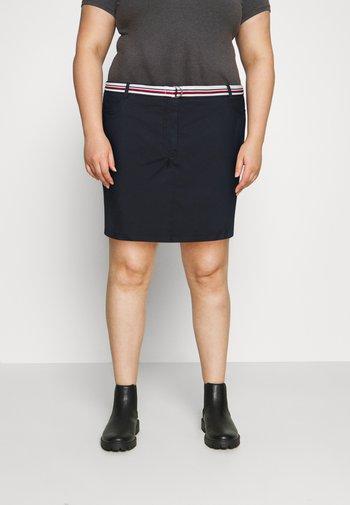 ROME SHORT SKIRT - A-line skirt - desert sky