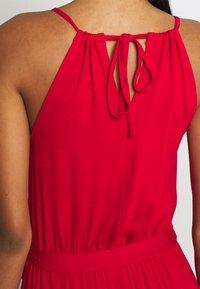 Even&Odd - Maxi dress - red - 4