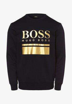 Sweatshirt - marine gold