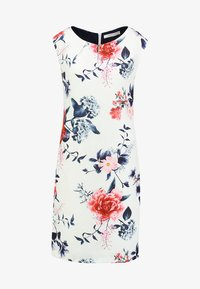 Betty & Co - Cocktail dress / Party dress - white/red - 3