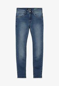 Cars Jeans - BURGO - Slim fit jeans - blue denim - 4