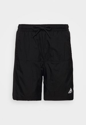 SPORT SHORT - Sportovní kraťasy - black