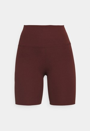 YOGA LUXE SHORT - Punčochy - bronze eclipse/smokey mauve