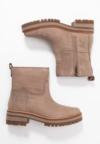 Timberland - COURMAYEUR VALLEY  - Classic ankle boots - taupe - 3
