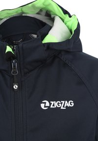 ZIGZAG - GRAND LAKE W-PRO  - Light jacket - dark navy - 4
