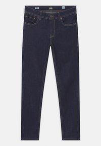 Jack & Jones Junior - JJIDAN JJORIGINAL  - Slim fit -farkut - blue denim - 0
