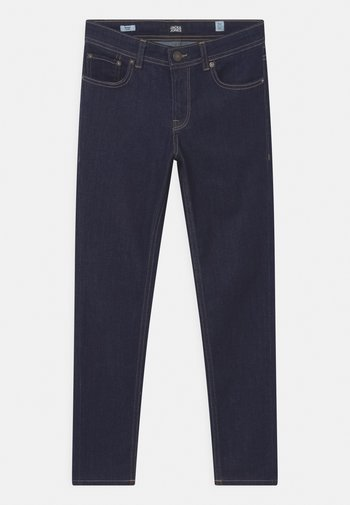 JJIDAN JJORIGINAL  - Slim fit jeans - blue denim