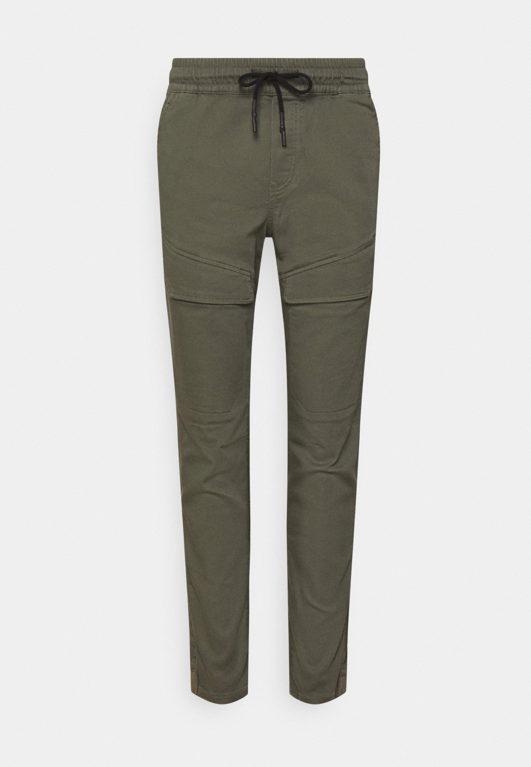 Men JJIWILL JJGUS - Cargo trousers