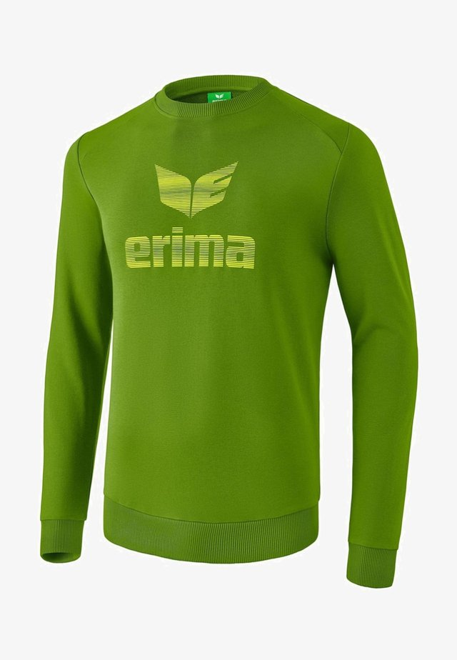ESSENTIAL SWEATSHIRT KINDER - Sweatshirt - twist of lime / lime