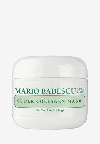 SUPER COLLAGEN MASK - Face mask - -