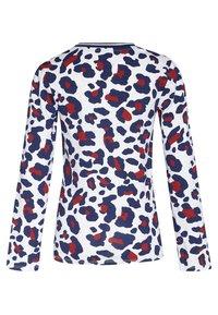 WE Fashion - ZEBRA DESSIN - T-shirt à manches longues - white - 1