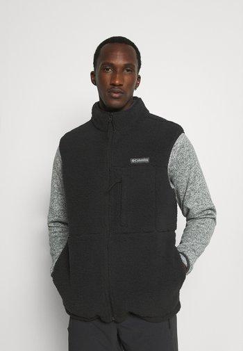 MOUNTAINSIDE™ VEST - Waistcoat - black