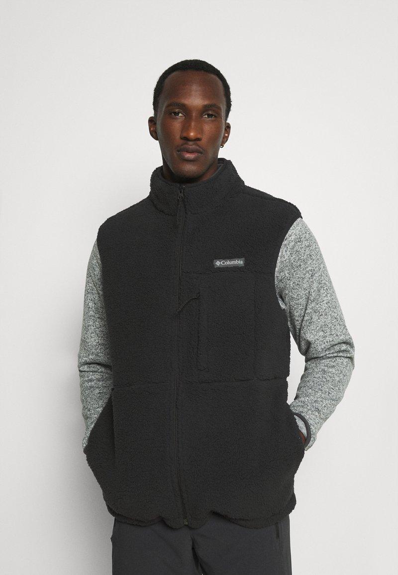 Columbia - MOUNTAINSIDE™ VEST - Waistcoat - black