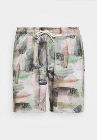 JJIAQUA - Shorts - blanc de blanc