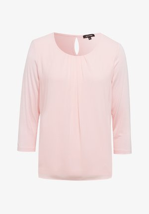 PATCHED - Long sleeved top - rosa