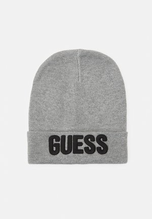 HAT WITH LOGO UNISEX - Čepice - light heather grey