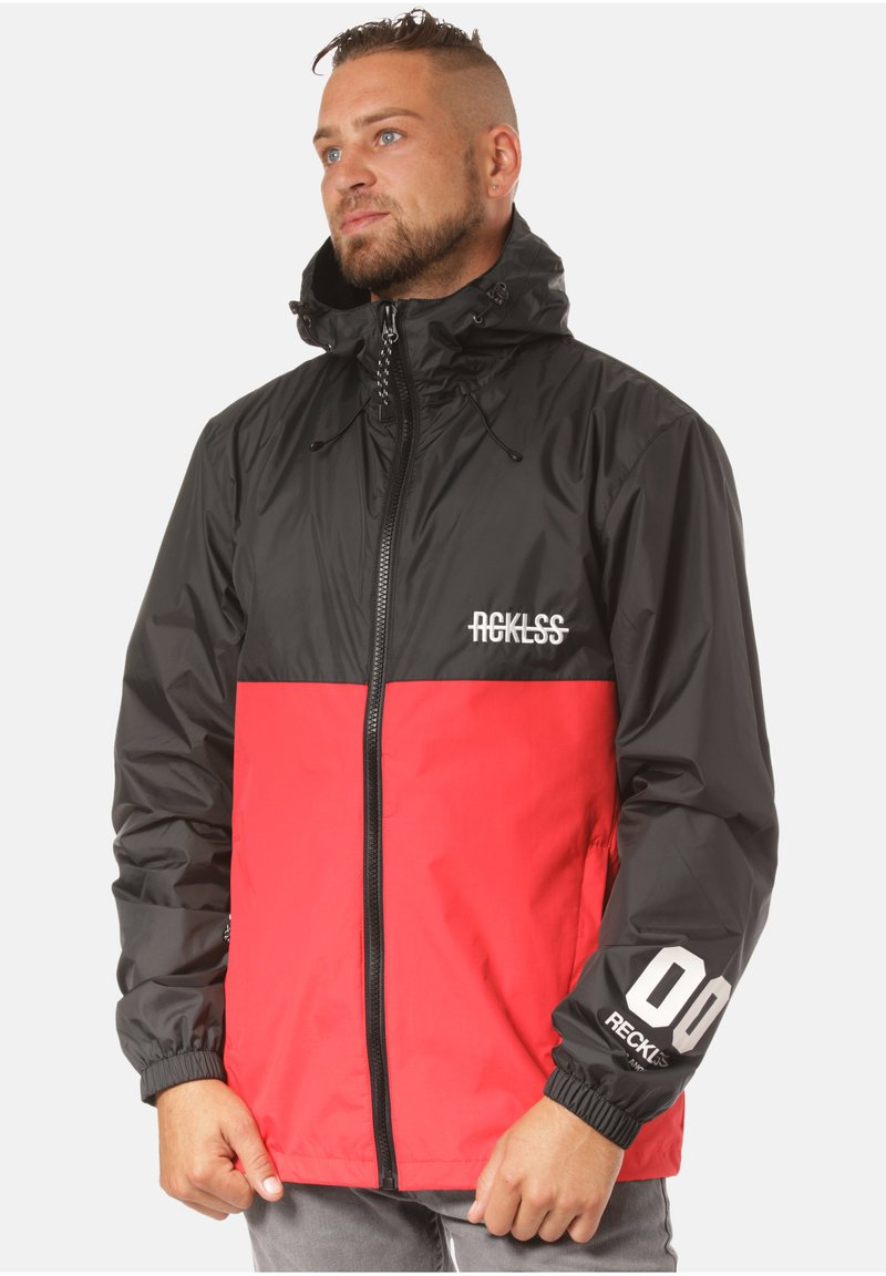 Young and Reckless - Outdoor jacket - red