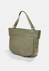 Esprit - FASHION - Tote bag - olive - 6