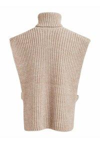 Object - Waistcoat - beige - 5