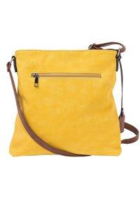 Rieker - Across body bag - yellow nut antique - 1