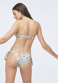 OYSHO - Bikini top - multi-coloured - 2