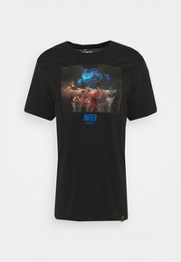 Nike Performance - INTER MAILAND TEE VOICE - Club wear - black - 0