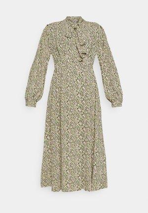 DRESS - Vestido camisero - flower