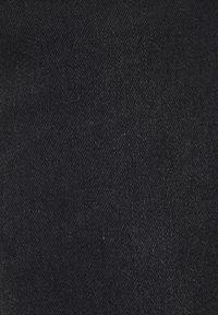 PULL&BEAR - SCHWARZE BASIC-KAROTTENJEANS 05682546 - Džíny Slim Fit - dark grey - 3