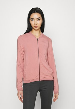 ONLNOVA LIFE JACKET SOLID - Bomber Jacket - old rose