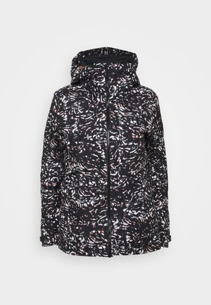ESSENCE  - Snowboard jacket - true black