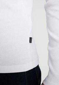Pier One - Bluzka z długim rękawem - white - 3