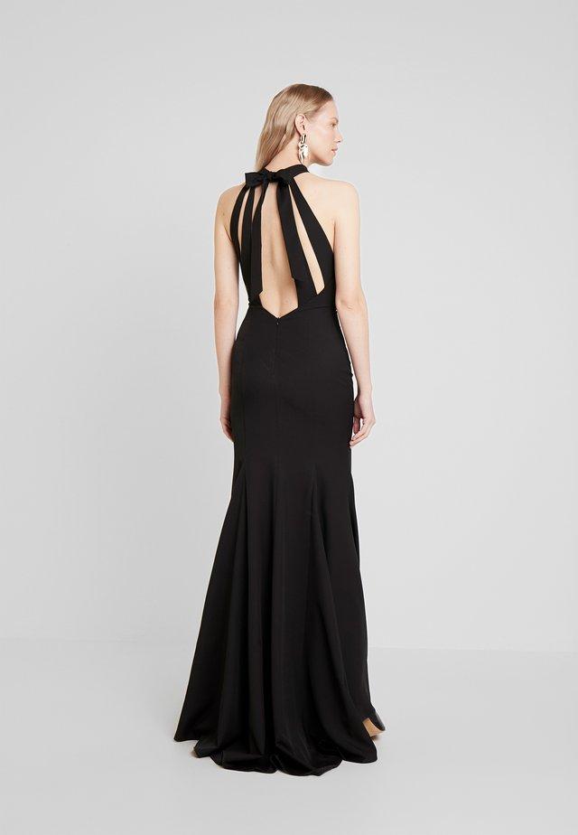 CECILYNEW - Společenské šaty - black
