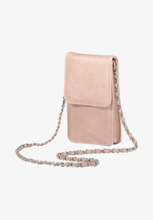 Pochette - dusty blush