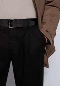 BOSS - SERGE - Belt - black - 1