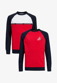 WE Fashion - 2-PACK - Long sleeved top - red - 3