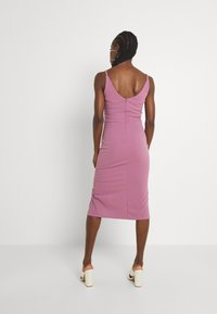 WAL G. - ELIZA MIDI  - Cocktail dress / Party dress - mauve pink - 2