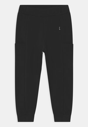 POCKET UNISEX - Trousers - black