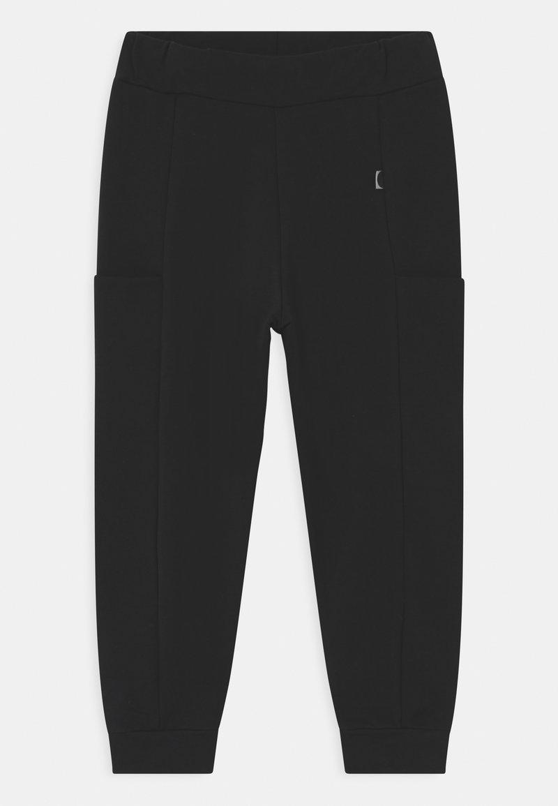 Papu - POCKET UNISEX - Kalhoty - black