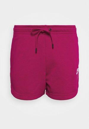 Shorts - fireberry/white