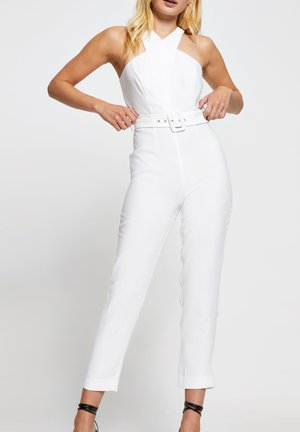 Jumpsuit - white