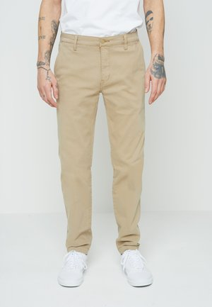 XX CHINO STD II - Trousers - beige